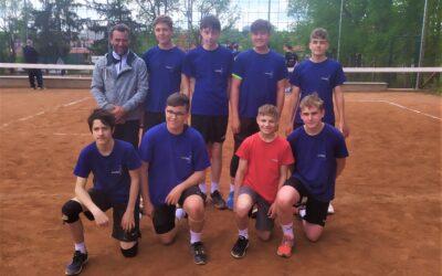 Turnaj starších žáků ovládli domácí hráči TJ Spartak